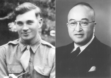 First Lieutenant Ralph Wright and the Seventh Bunkichi Ito